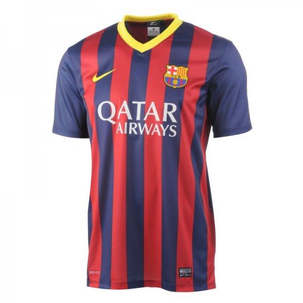 (bild.de shop) Aktuelles Trikot des FC Barcelona