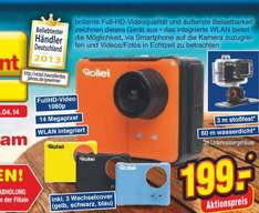[Lokal Netto ohne Hund] Actioncam: Rollei S-50 WiFi