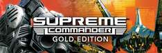 [Steam] Supreme Commander Gold Edition für 4,53€ @ Gamersgate