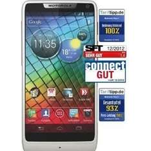 Motorola RAZR i weiß - B-Ware - 149,00,-