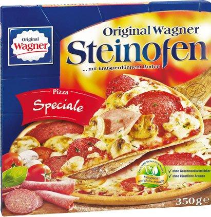 Original Wagner Steinofen Pizza für 1,66€ @ Kaufland, Nürnberg, Schwabacher Straße 99