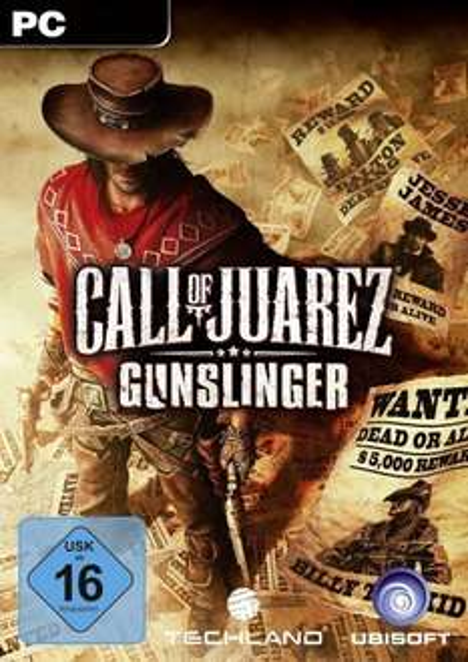 Call of Juarez: Gunslinger @amazon.de
