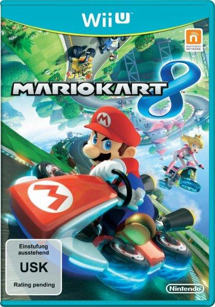 Mario Kart 8 WiiU für 46,17 Euro bei Voelkner vorbestellen (Sofortüberweisung)