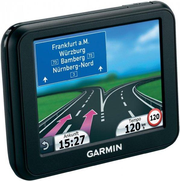 [voelkner.de] Garmin Nüvi 30CE Navigationsgerät 8.9 cm 3.5 Zoll Zentraleuropa für 60,06 €