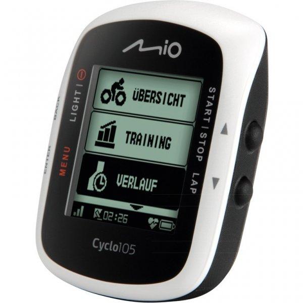 Mio Cyclo 105 GPS-Fahrradcomputer ANT+