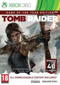 (UK) Tomb Raider: Game of the Year Edition [Xbox 360] für umgerechnet ca. 12.04€ @ Zavvi