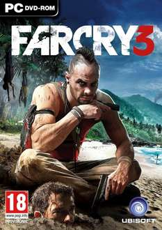 [Uplay] Far Cry 3 für 4,53 € und Far Cry 3 Deluxe Edition für 6,05 € @Gamersgate.co.uk