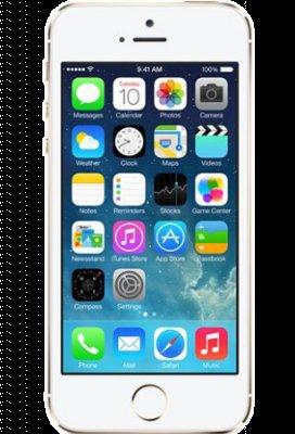 Apple iPhone 5s 16GB (alle Farben) + Allnet-Flat + SMS-Flat + HSDPA-Internet für 500 MB frei (E-Plus-Netz) [34,90 € monatlich]