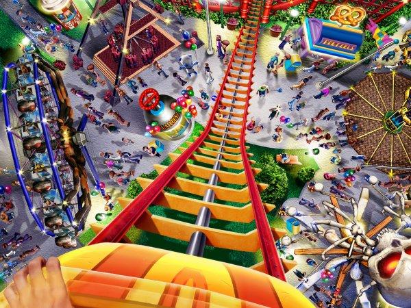 Rollercoaster Tycoon Spielereihe @ gog.com