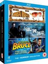 The Horror Collection: Bubba Ho-Tep / My Name Is Bruce / I Sell The Dead [3 x Blu-Ray] für 12.49€ @ play.com