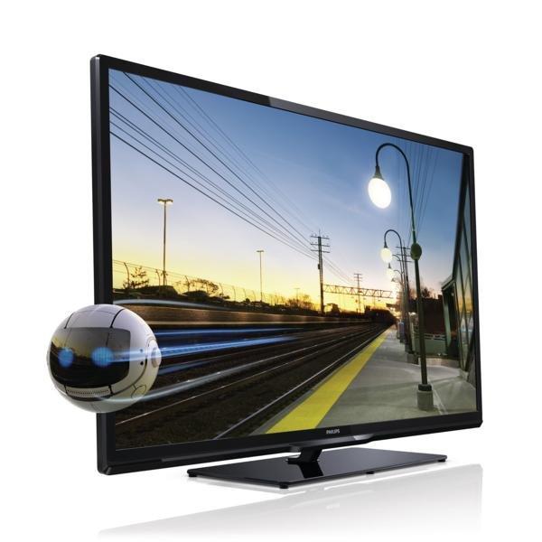 Philips 55PFL4308H (3D-LED-TV, Full-HD, DVB-T/-C/, 200 Hz)