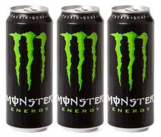 Rossmann Express Monster Energy