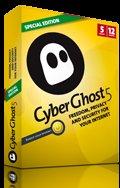 CyberGhost SPECIAL EDITION VPN (12M) 12 Monate Prepaid - Feste Laufzeit