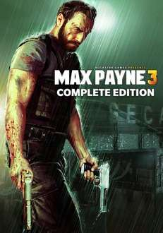 Max Payne 3: The Complete Edition [Steam] für 4,34€ @Amazon.com
