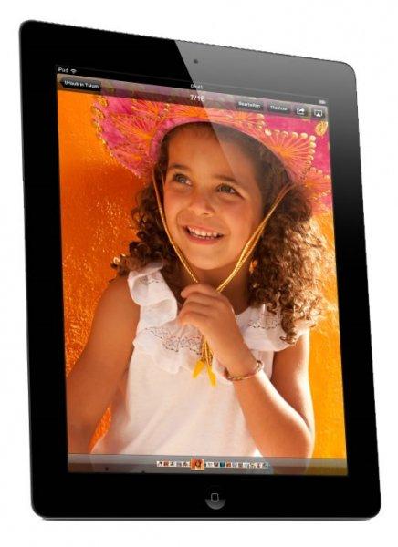 Apple iPad 3 Wifi schwarz 16GB B-Ware