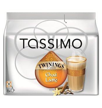 Tassimo zb. Chai oder Latte Macch. mit allyouneed Dailydeal Gutschein für eff. 2,85€