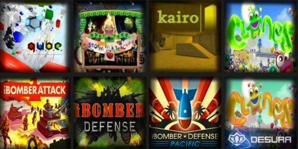 [Steam]  Bandits Steam Bundle 1 für 1,50€ (7 Steamkeys) @ bundlebandits