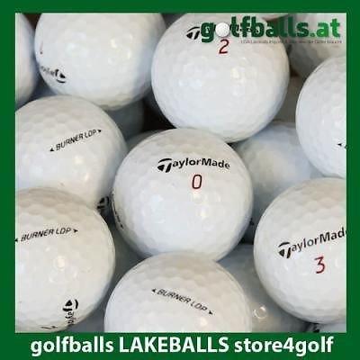 eBay - 100 gebrauchte TaylorMade Burner Golfbälle AAA-Grade Lakeballs