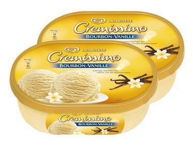 LIDL: Langnese Cremissimo Eis in der 1000ml Packung für 1.69€