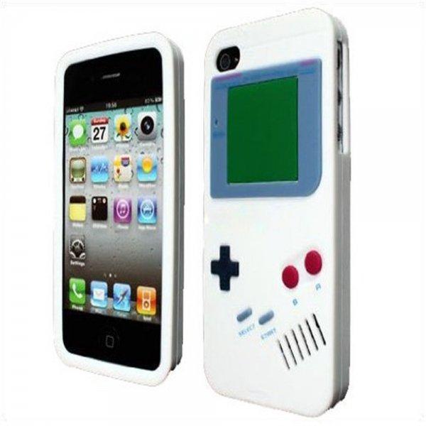 Gameboy-Silikonhülle für Iphone 4/4s