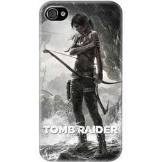 "Cover ""Tomb Raider"" [Cover Artwork] für iPhone® 4/4S - 9,90 €"