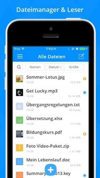 Briefcase Pro für iOS gerade kostenlos statt 4,49 €