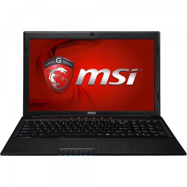"""MSI """"Gaming"""" Notebook GP60-i740M245FD / 15,6"""" Full HD / Core i7 / NVIDIA GeForce GT 740M für 599€  @hoh.de"""
