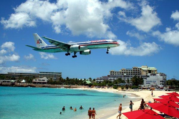 Flüge: Sint Maarten / Karibik ab diversen deutschen Flughäfen 480,- € hin und zurück (Mai - Anfang Juli)