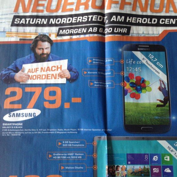 Media Markt - Samsung Galaxy S4 Black