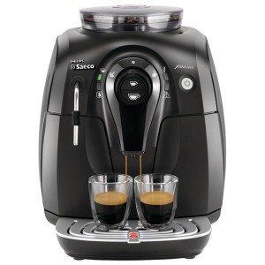 Philips Saeco Xsmall Kaffeevollautomat für 190,39€ + Entkalker für 0,11€ + 1.000 Kuverts für 1,18€
