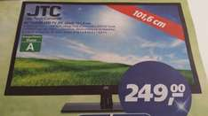 """40"""" FullHD LED TV - 249 € - ab Donnerstag bei real"""
