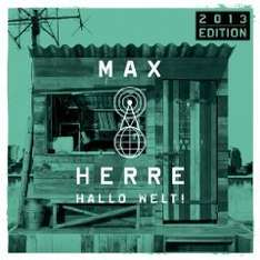 Amazon MP3 Album  des Tages: Max Herre - Hallo Welt! (Edition 2013) [+digital booklet] Nur 3,99 €