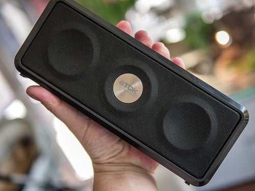TDK A33 - sehr guter Bluetooth Lautsprecher weiß oder schwarz