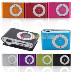 MP3-Player aus China ab 1,58€