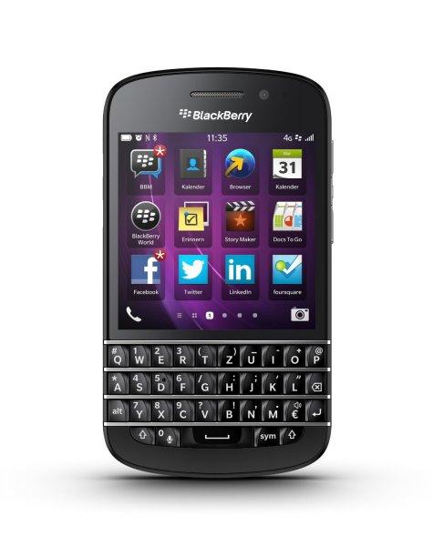 Blackberry Q10 günstig wie nie...