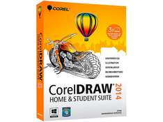 Corel Draw Home & Student Suite 2014