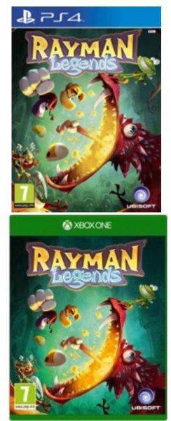 Rayman Legends (ONE / PS4) für 27,67 inkl. deutscher Sprachausgabe & Versand @ GAME.uk