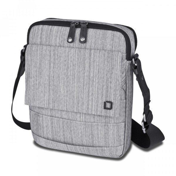 [ebay.de] DICOTA Sling Bag - Tragetasche für Tablet - Grau für 11 € ohne Vsk (Avides)