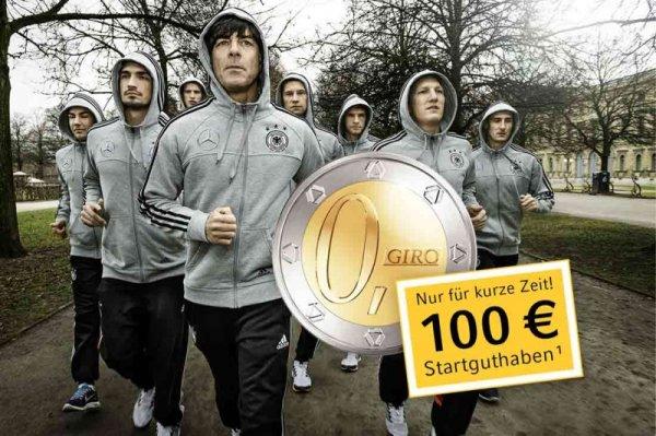 100€ für Commerzbank Giro Konto auch für Leute die schonmal Kunden waren!!!