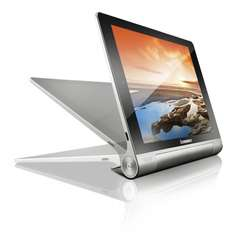 Lenovo Idea-Pad Yoga Tablet (10 Zoll HD) Tablet (ARM MTK 8125, 1GB RAM, 16GB eMMC, Android 4.2) silber für 220€ @Amazon.co.uk