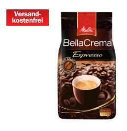 Melitta Kaffee 1kg (3 Sorten) für je 7,77€ @Media Markt