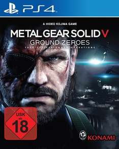 [Müller]  Metal Gear Solid V: Ground Zeroes (alle Versionen)
