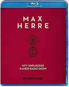 "[Amazon WHD] Max Herre - MTV Unplugged KAHEDI Radio Show Blu-ray ""wie Neu"",ohne Booklet"