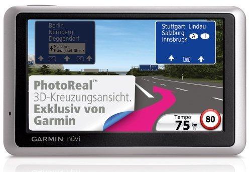 Garmin Nüvi 1340 LMT Lebenslang Kartenupdates & Traffic (TMC) - Europa Navi WOW