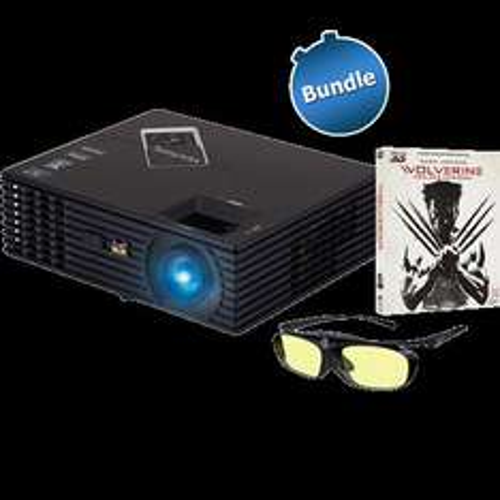 PJD7820HD + 3D Brille + Blu Ray für 579€ inkl. VSK @ZackZack - ViewSonic BEAMER