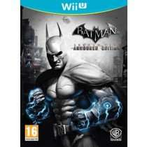 Batman: Arkham City - Armored Edition (Wii U) für 8,38 Euro @TheGameCollection