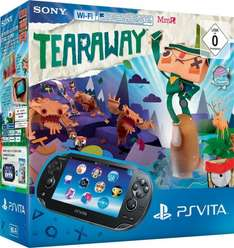[Amazon] PS Vita Tearaway Bundle