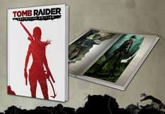 Tomb Raider - Definitive Edition (Day-1) Xbox One (ArtBook-Schuber) 49,99 € portofrei