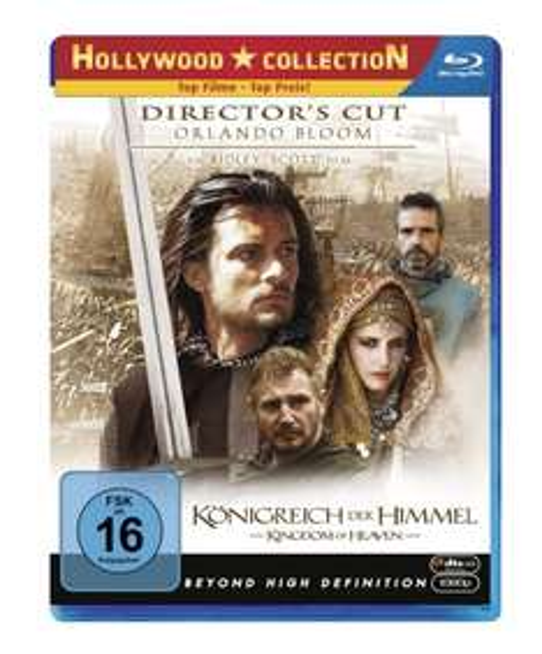 Königreich der Himmel (Director's Cut) [Blu-ray] für 10,97€ @ amazon.de