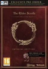 The Elder Scrolls online - Imperial Edition (Download Version) 75,99$ = 55,10 €